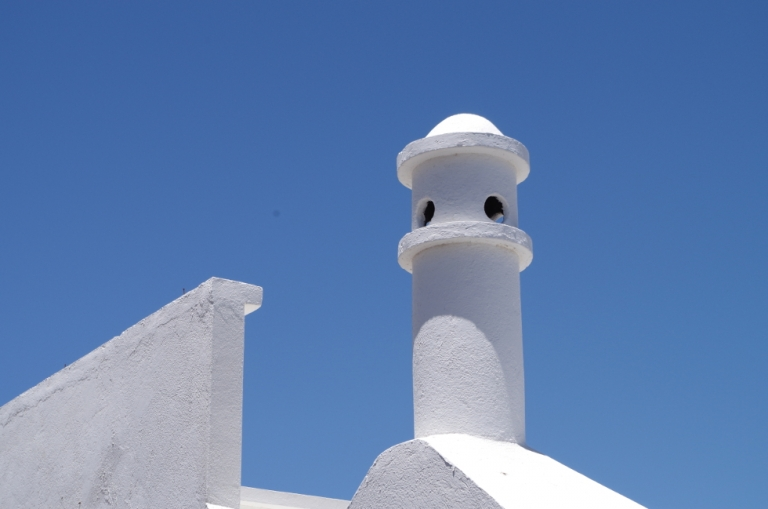 Lanzarote Blue and White -2